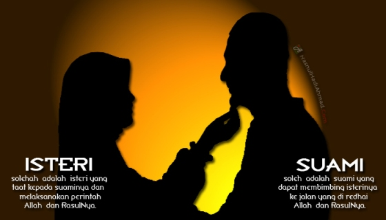 ISTRI SHOLEHAH TAAT PADA SUAMI